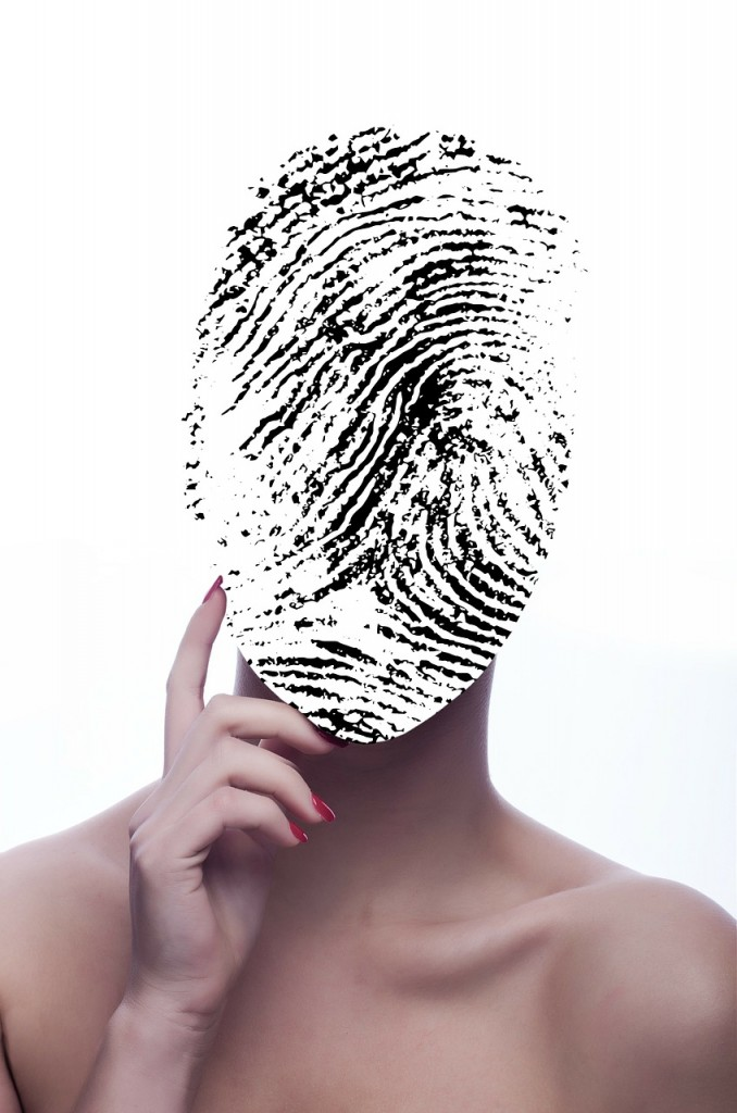 Identity Theft Fingerprint
